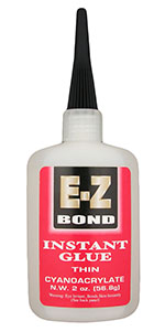 EZ-Bond CA glue thin - 2 oz