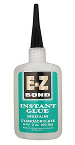 EZ-Bond CA glue medium - 2 oz