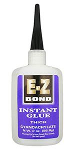 EZ-Bond CA glue thick - 2 oz