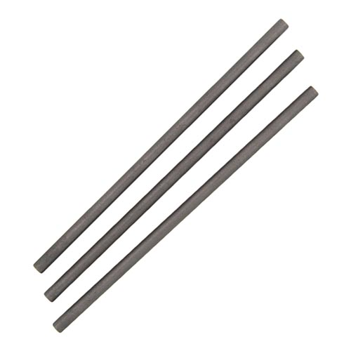 Three-pack 3 mm mini sketch pencil replacement leads