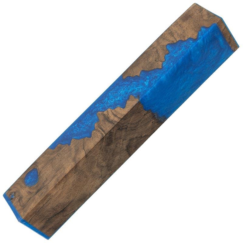 Fusion pen blanks #63 - Caspian Blue