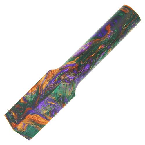 Lava Explosion pen blanks #09 - Kaleidoscope