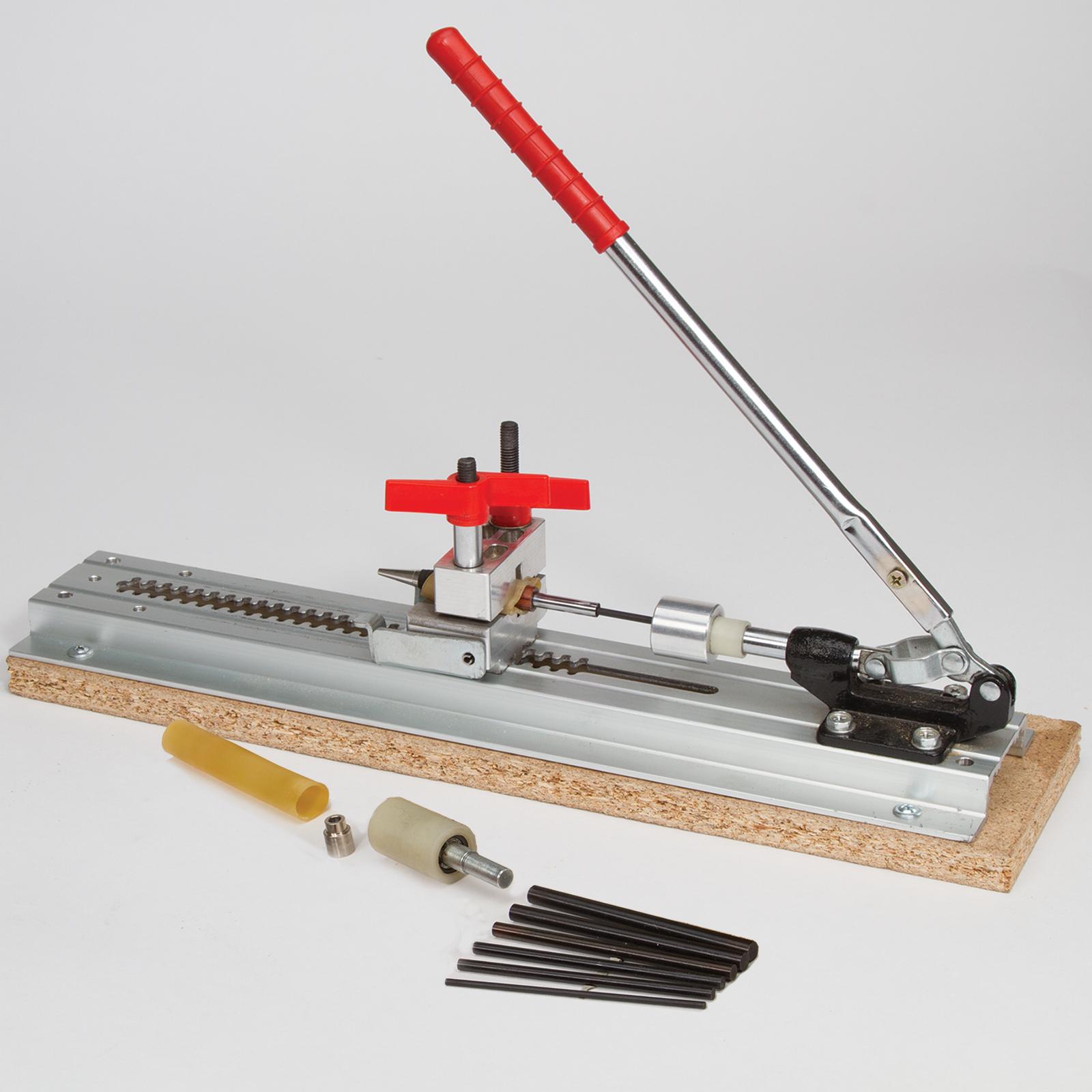 Pen assembly-disassembly press