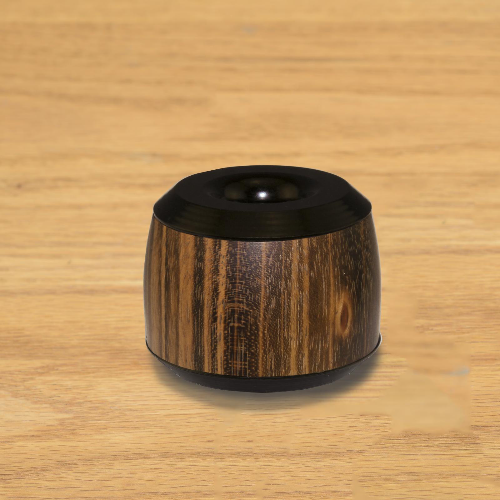 Turn your own pen stand kit - black enamel