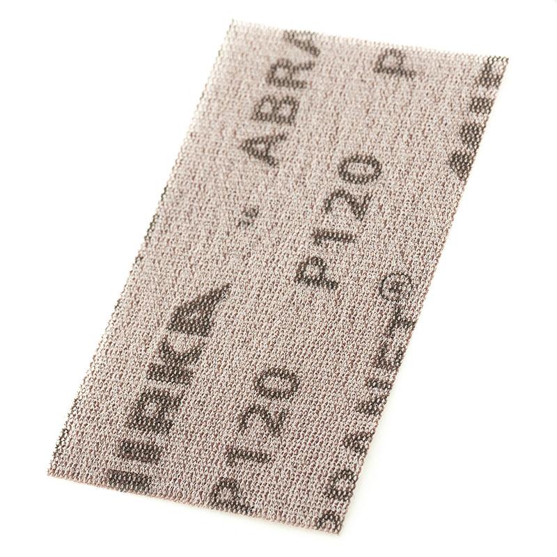 Abranet 120 grit single sheet