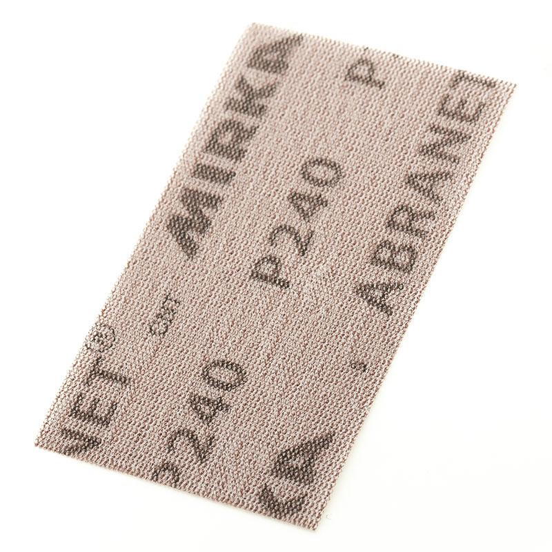 Abranet 240 grit single sheet