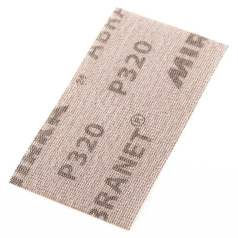 Abranet 320 grit single sheet