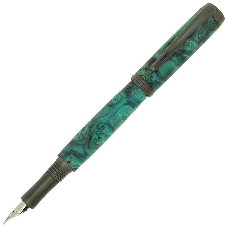 Algonquin fountain pen kit black titanium