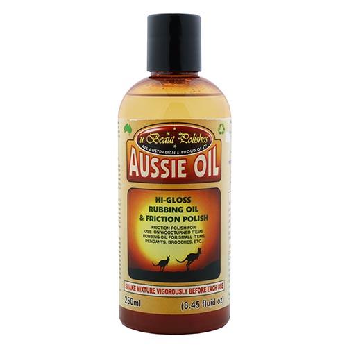 Aussie Oil finish 250 mL bottle