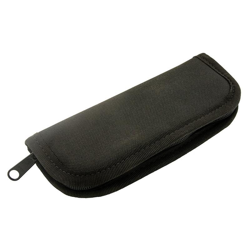 "Black Cordura Knife Case 2-1/2"" x 6"""