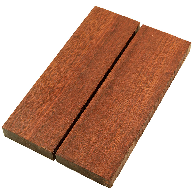 Knife scales - Bloodwood