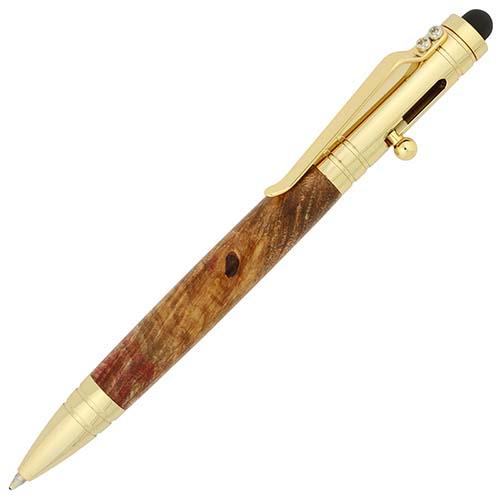 Bolt Action TEC pen kit gold