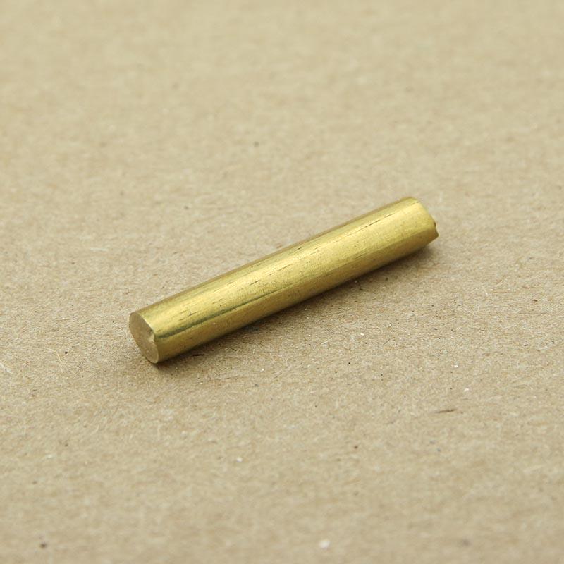 """3/16"""" BRASS pins 1"""" long - 12 pack"""