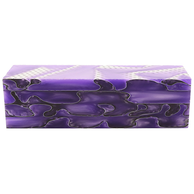 Jumbo Project acrylic blank #521 - Purple Passion