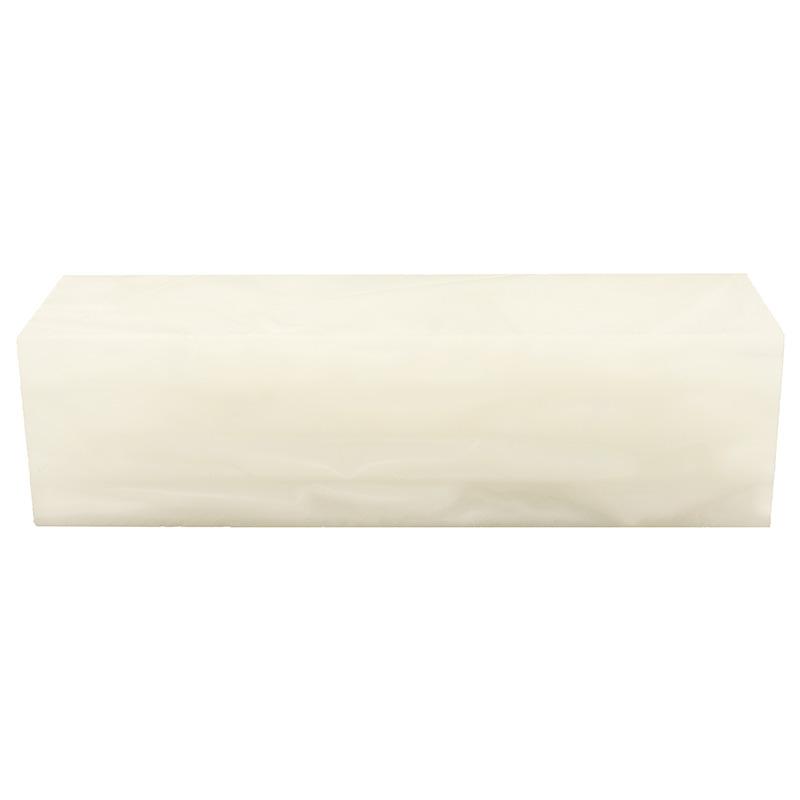 Jumbo Project acrylic blank #609 - White Pearl