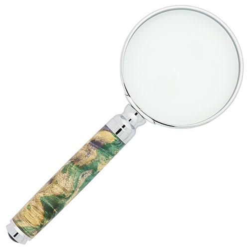 Capstone magnifying glass kit chrome