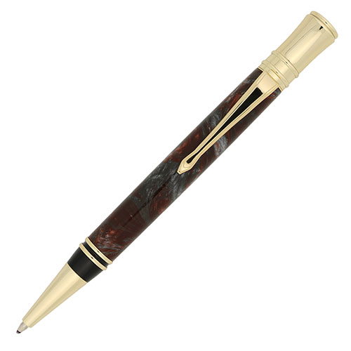 Budget Corporate pen kit gold