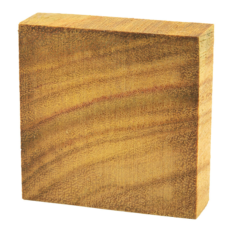 Canarywood ring blanks