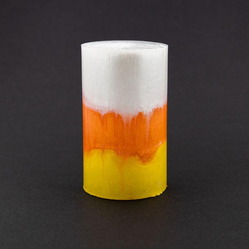 Pearlux BOTTLE STOPPER/RING BLOCK - Candy Corn