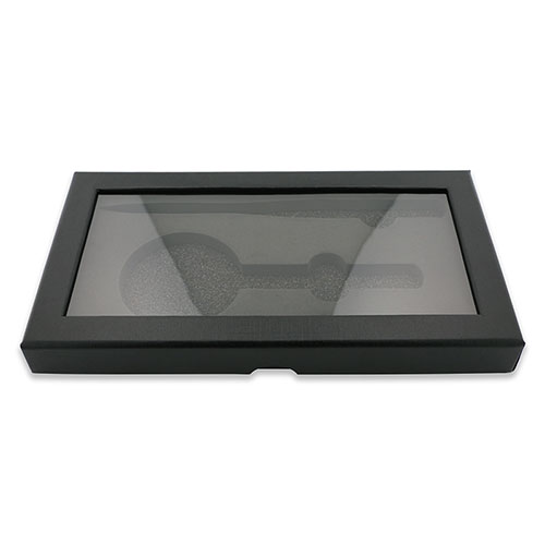 Capstone gift box for letter opener and magnifier