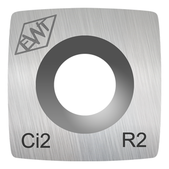 "Ci2-R2 2"" Radius Carbide Cutter"