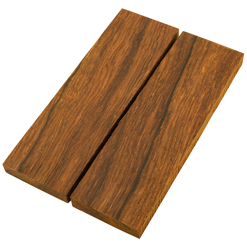 Knife scales - Cocobolo