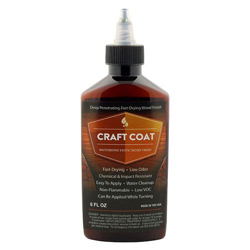 Craft Coat wood finish 6 oz