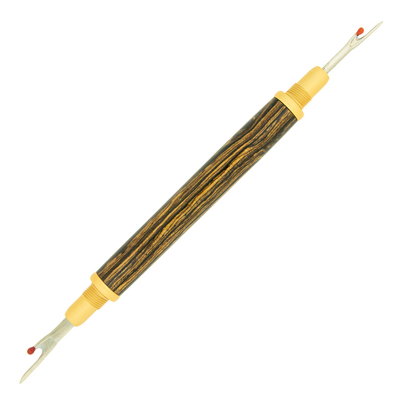 Double seam ripper kit satin gold