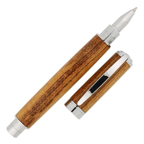 Graduate rollerball pen kit chrome