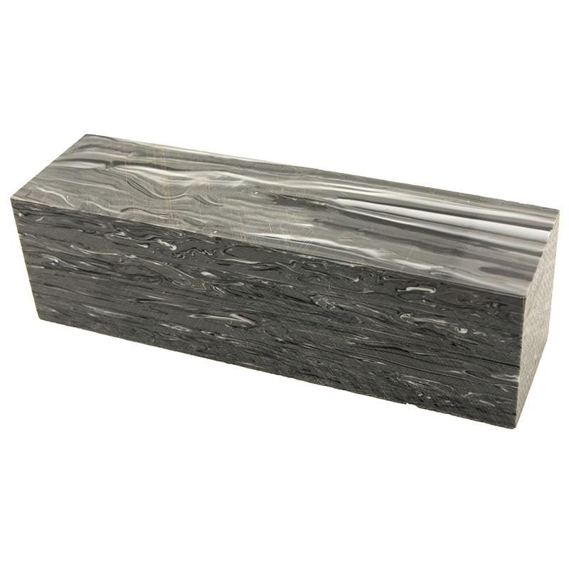 Jumbo Project acrylic blank #51 - Gray Marble