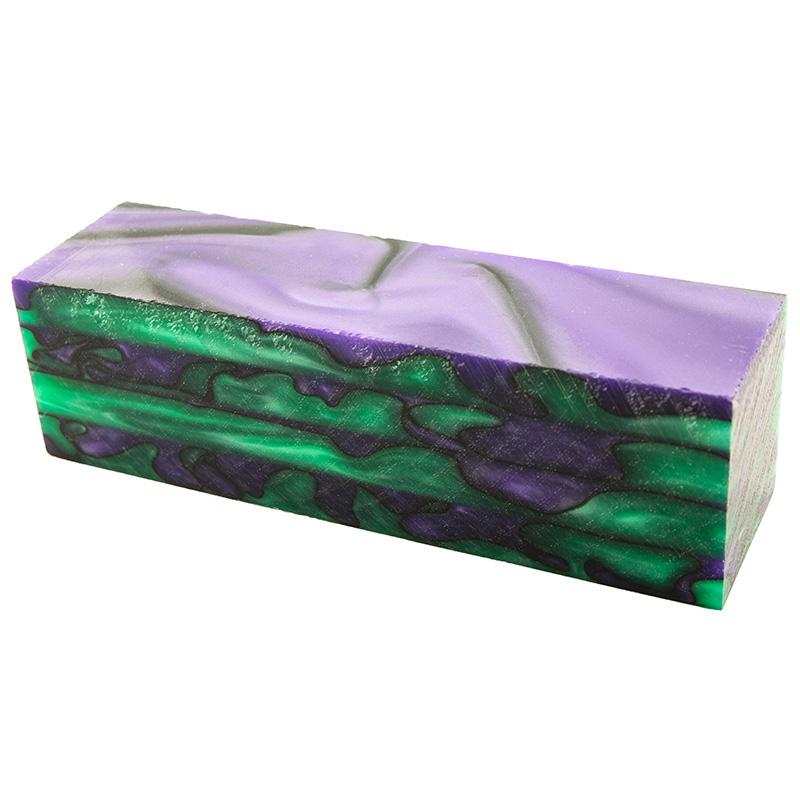 Jumbo Project acrylic blank #612 - Purple Dragon