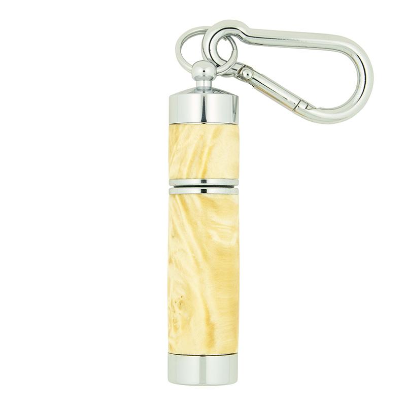 Lighter key ring chrome