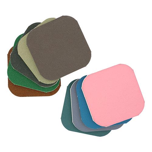 Micro Mesh cushioned pads