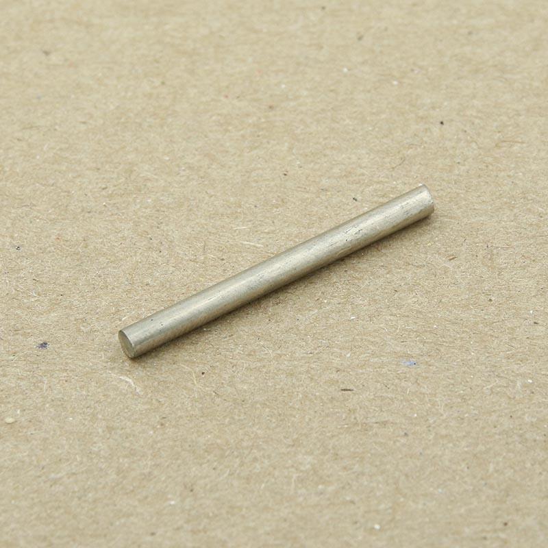 """3/32"""" NICKEL SILVER pins 1"""" long - 12 pack"""