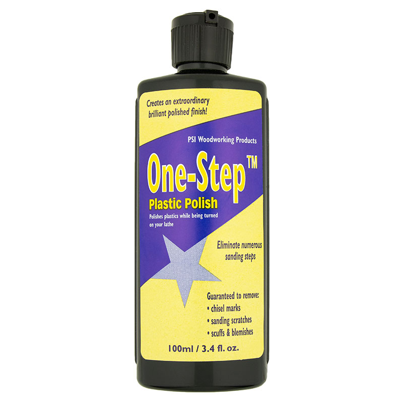 One-Step plastic polish - 3.4 oz