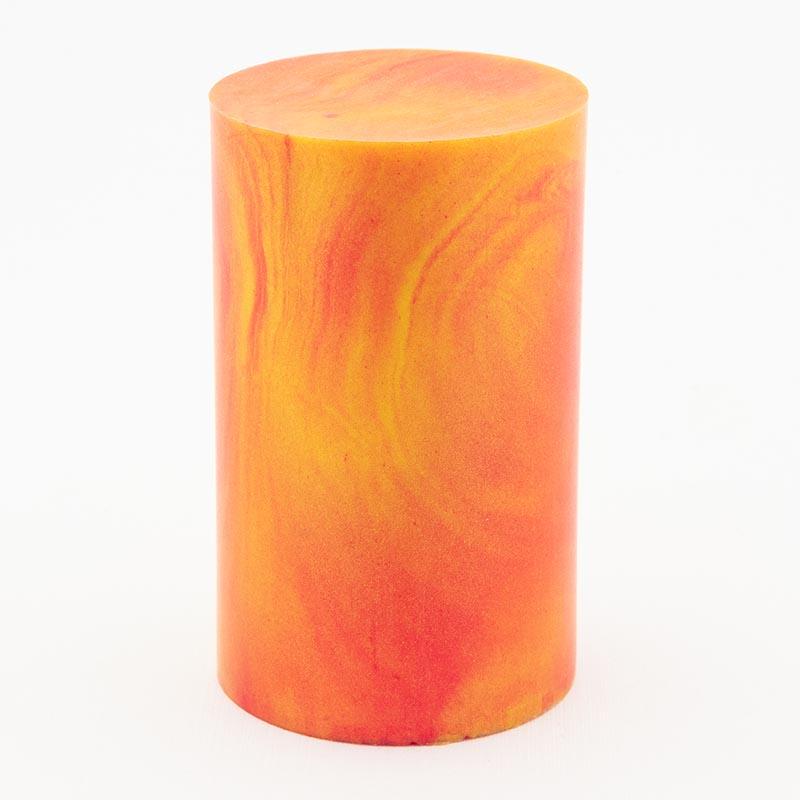 Pearlux BOTTLE STOPPER/RING BLOCK - Blaze Orange