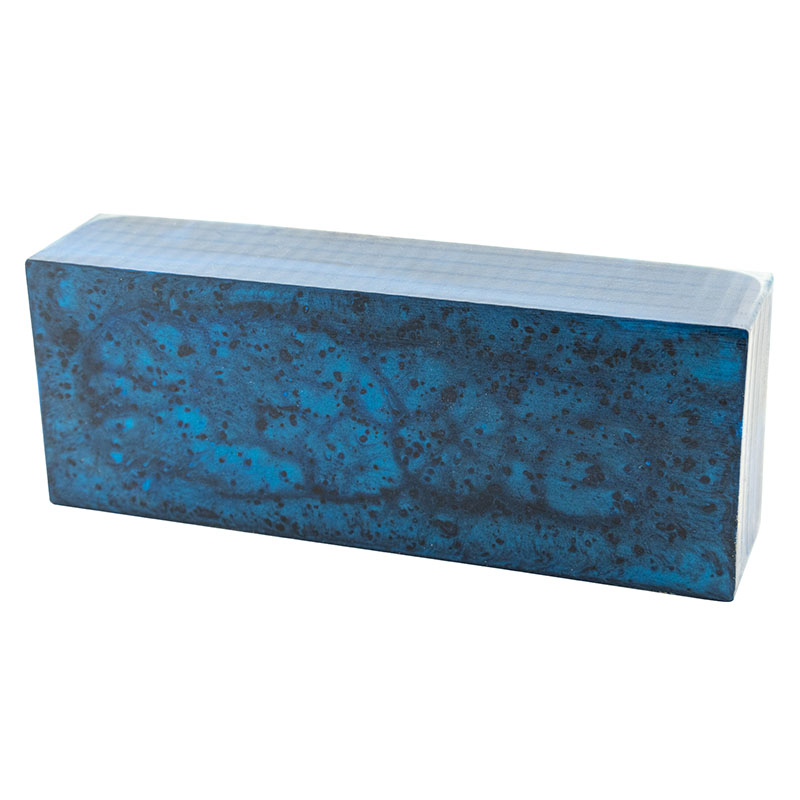 Pearlux knife block - Midnight Blue