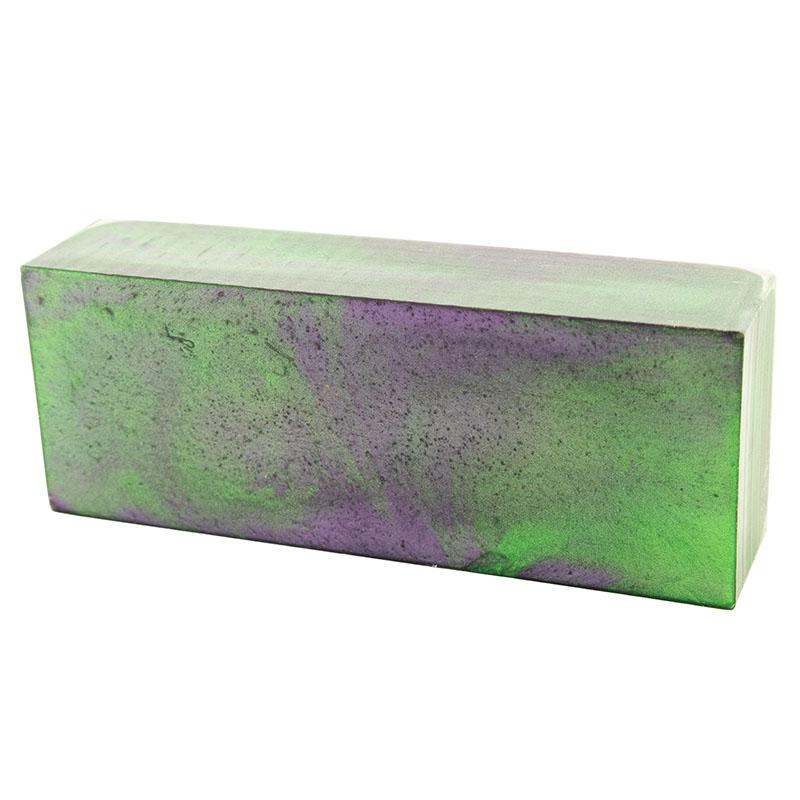 Pearlux knife block - Smashing Violet