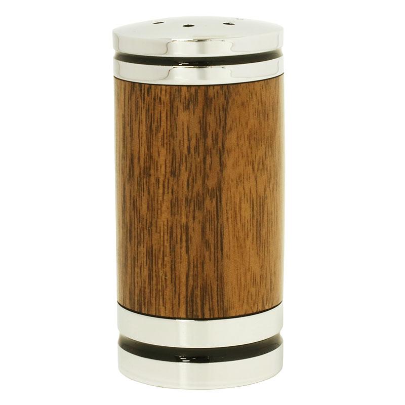 Deluxe pepper shaker kit chrome