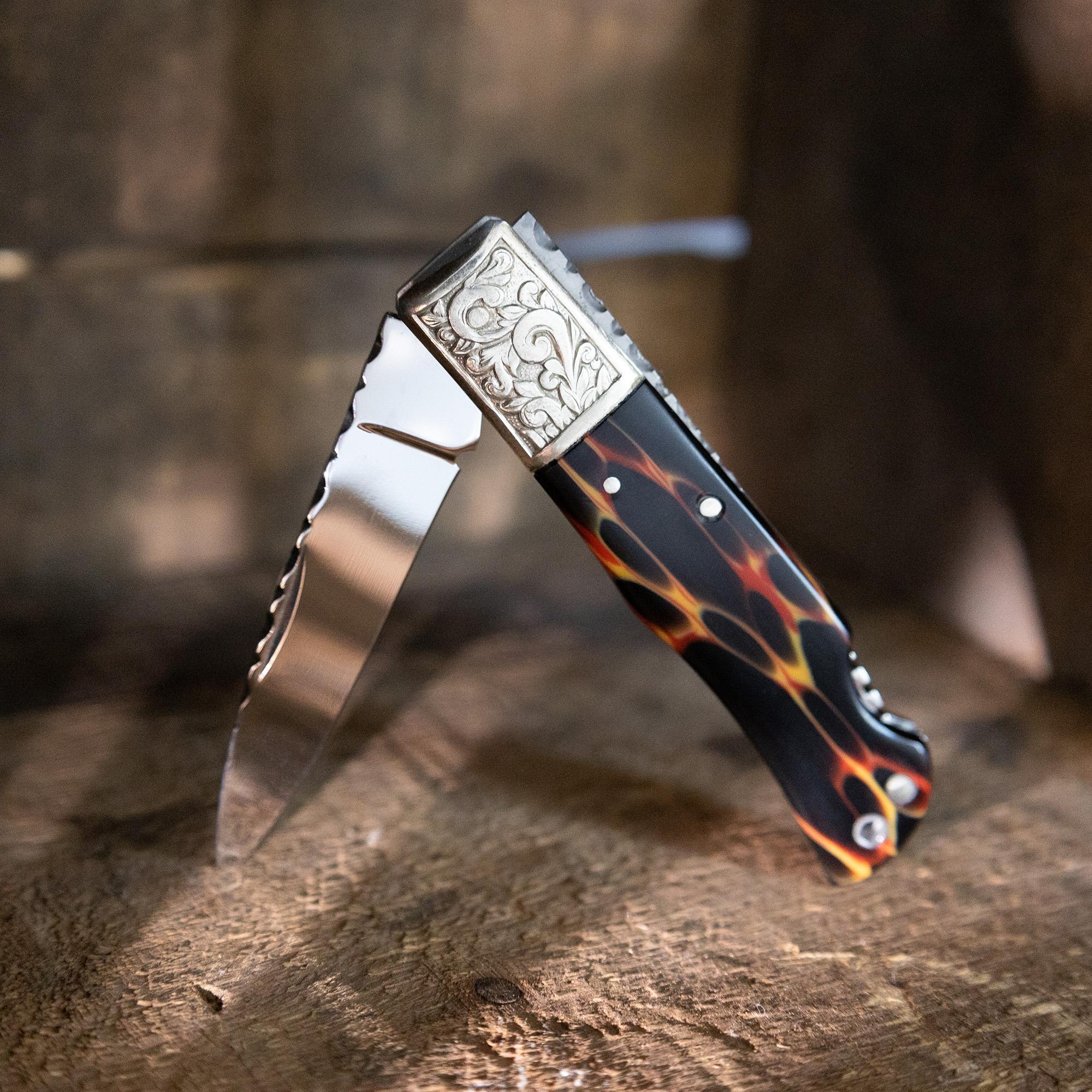 Polaris folding knife kit