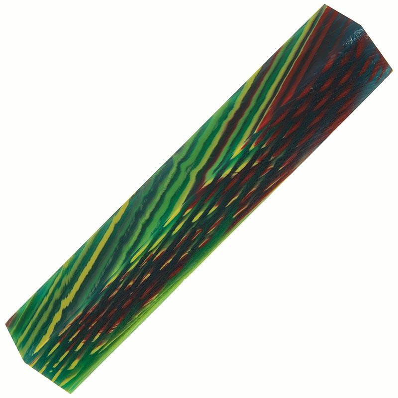 Poly resin pen blank - Totem Pole