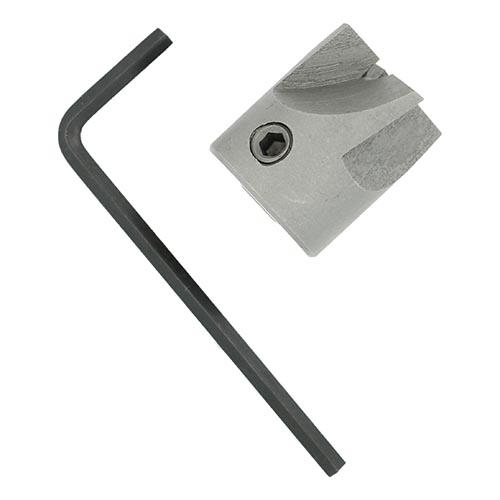 Premium pen mill cutter head 3/4