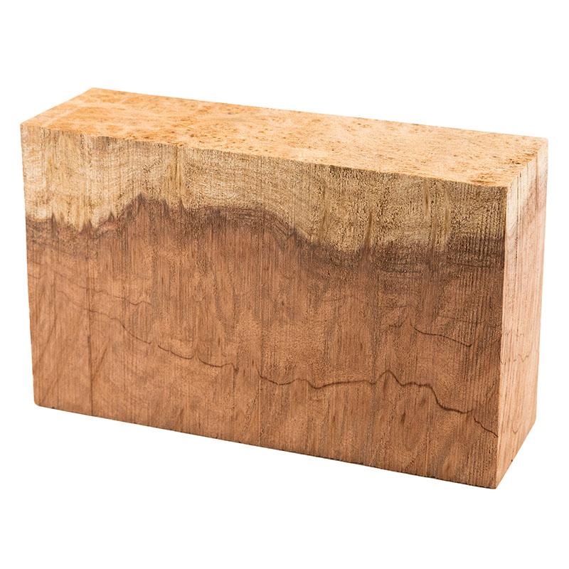 Project BLOCK Redwood Lace Burl - 1-1/2 x 3 x 5