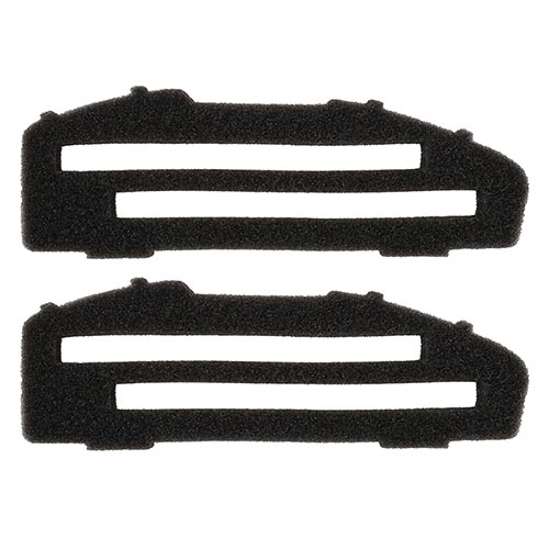 Rifle case pen box extra foam insert to fit 2 pens (package of 2)