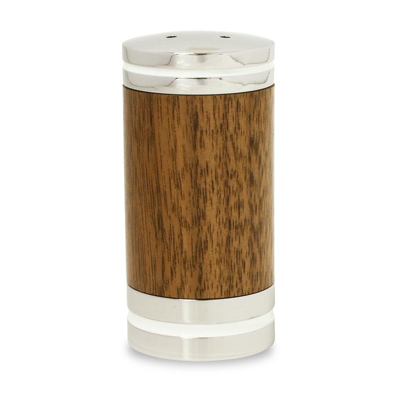 Deluxe salt shaker kit chrome