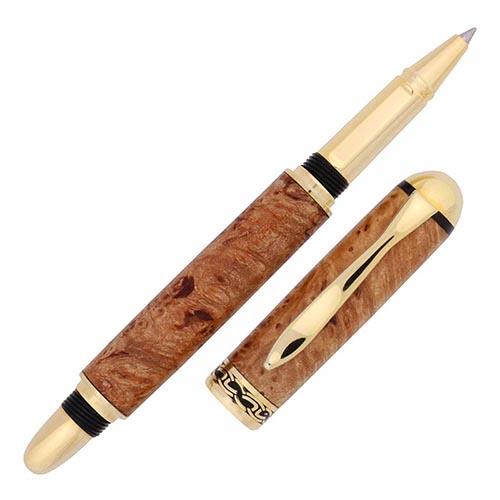 Sedona rollerball pen kit gold