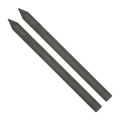Two-pack Shop & Artist pencil replacement leads black