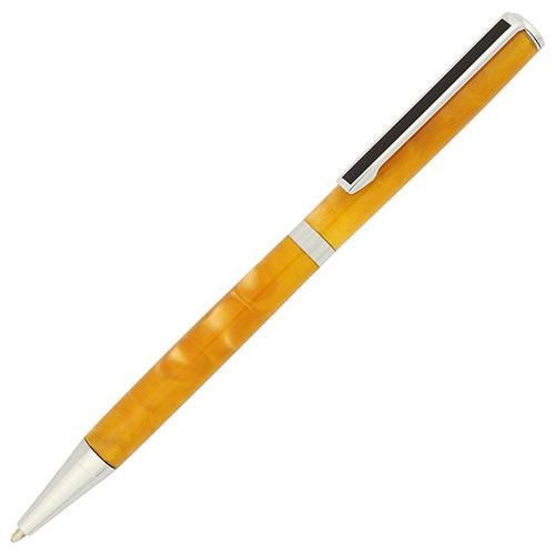 Slimline pen kit chrome